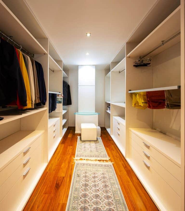 closet components