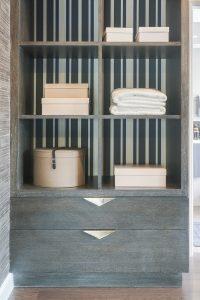 complex closet space