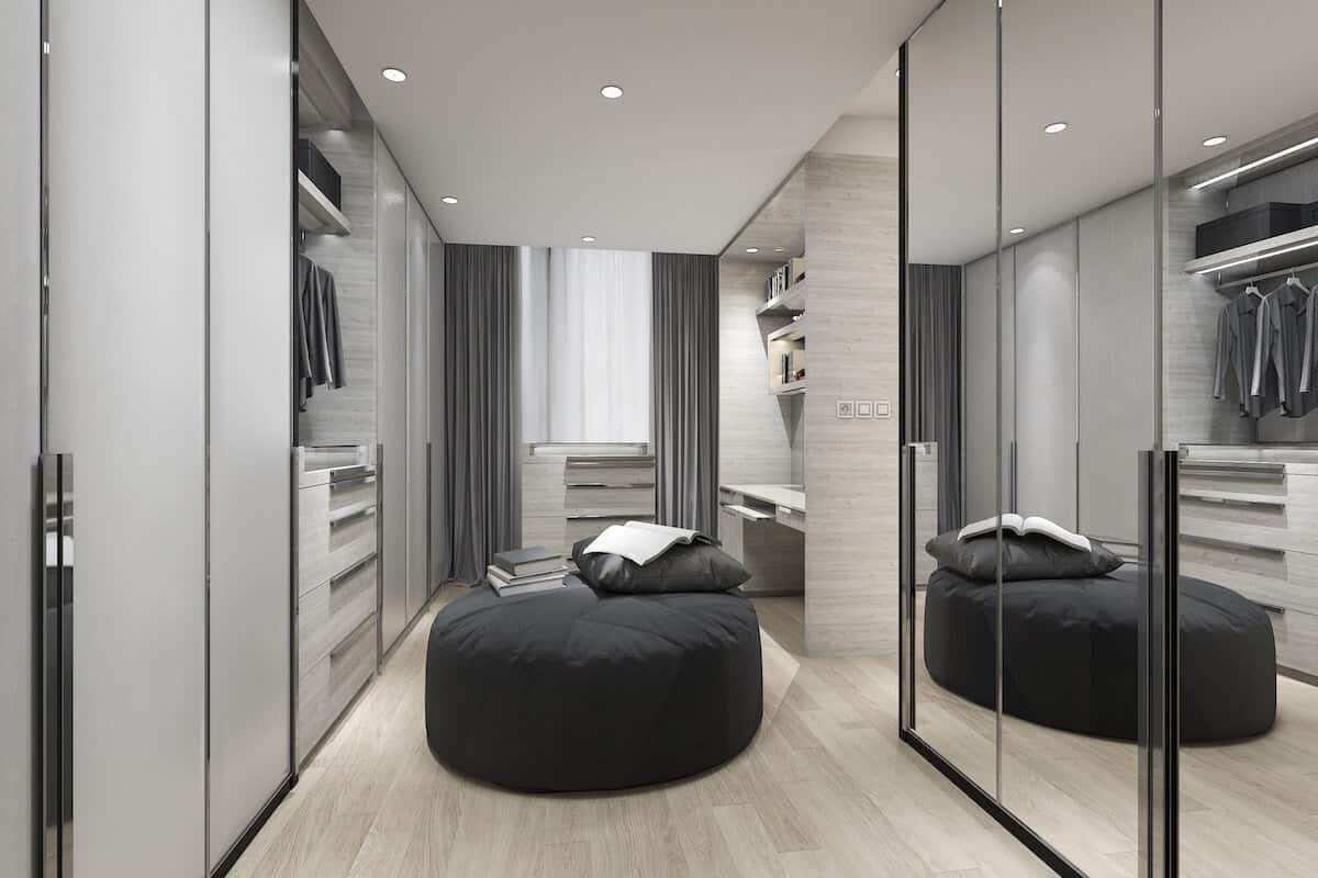 custom closet design gallery